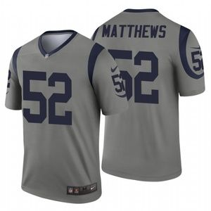 Los Angeles Rams Inverted Legend Football Jersey